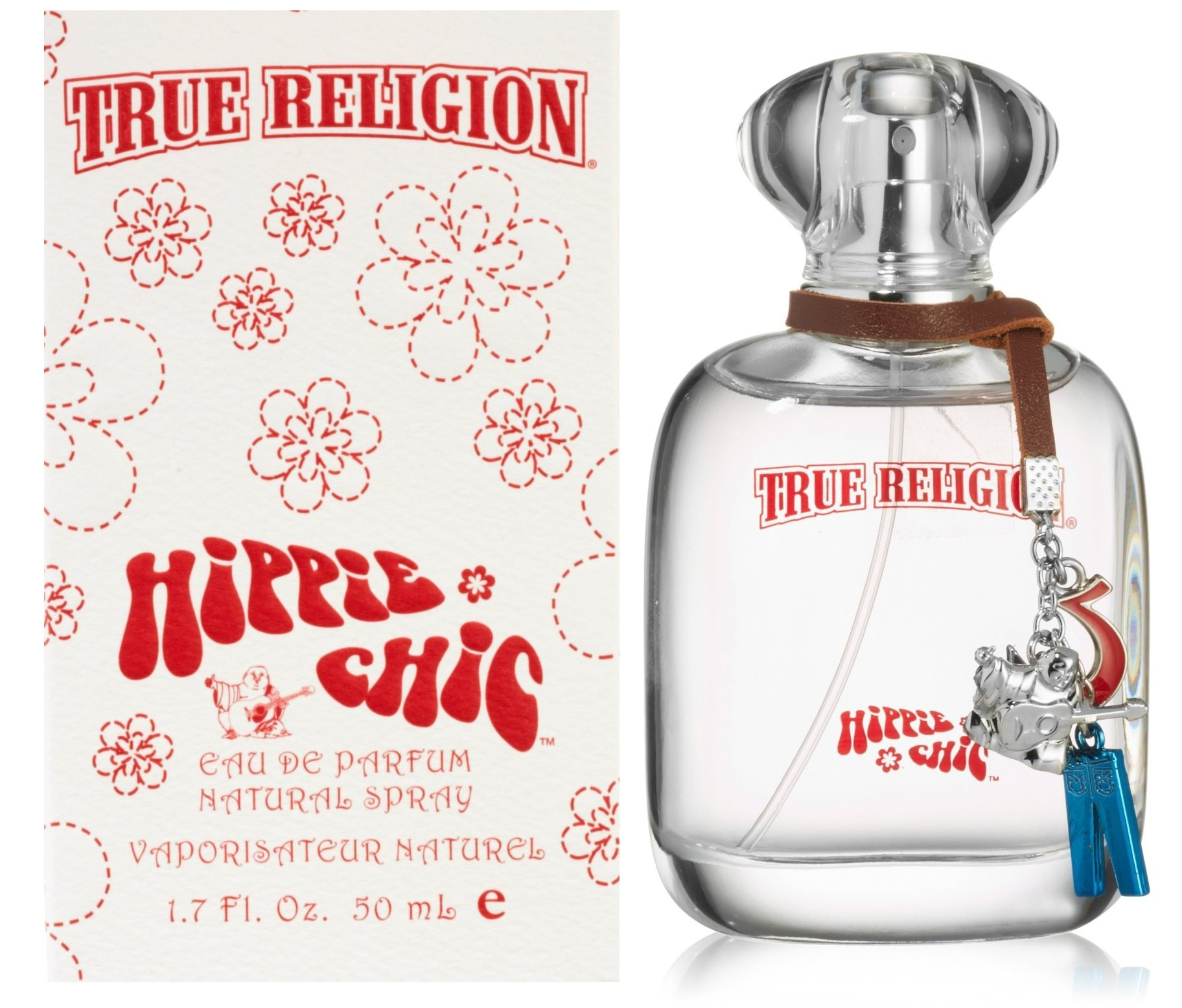 True Religion - True Religion Hippie Chic Eau De Parfum Spray for Women, 1.7 Ounce