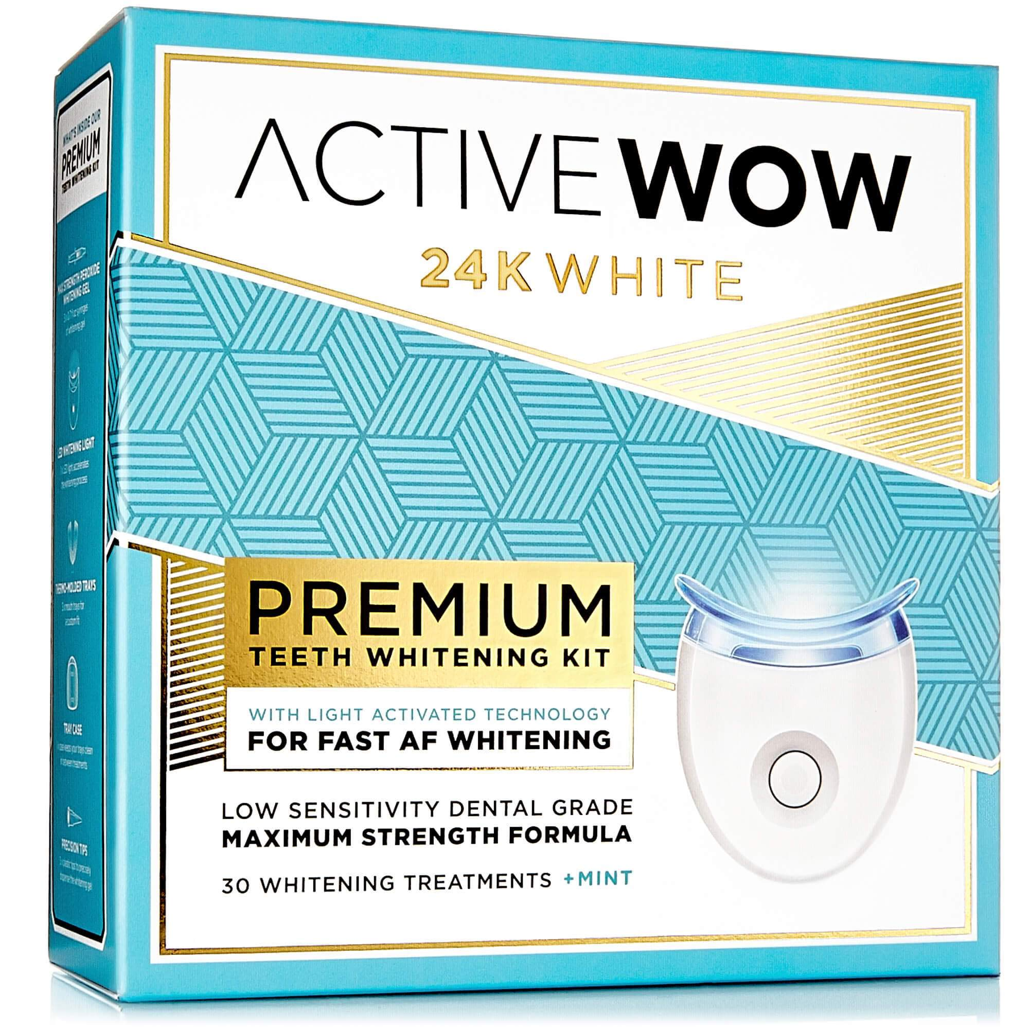 Active Wow - Teeth Whitening Kit