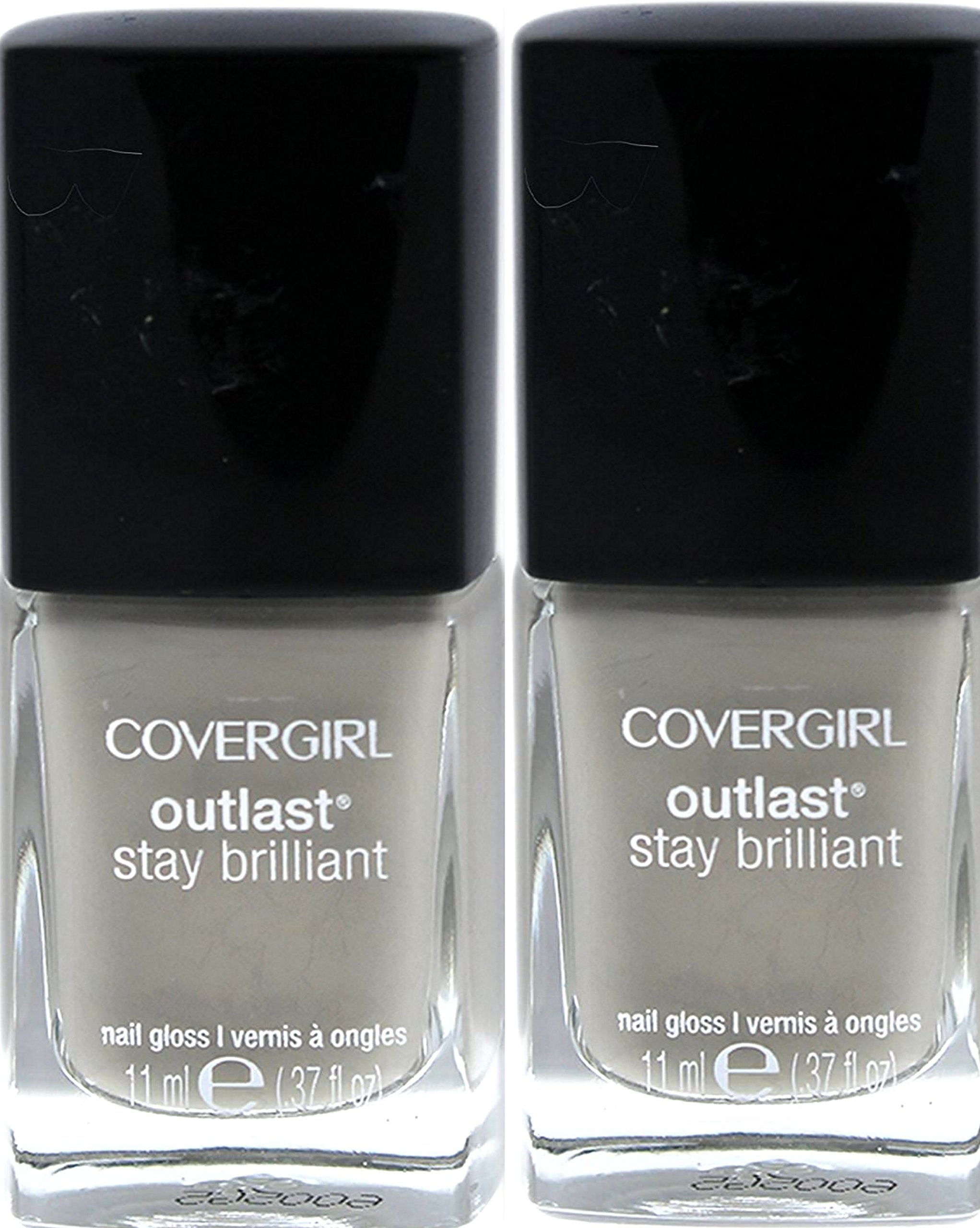 Covergirl Covergirl STAR WARS THE FORCE AWAKENS Nail Gloss (Speed of Light 200, .37 fl oz) PACK OF 2