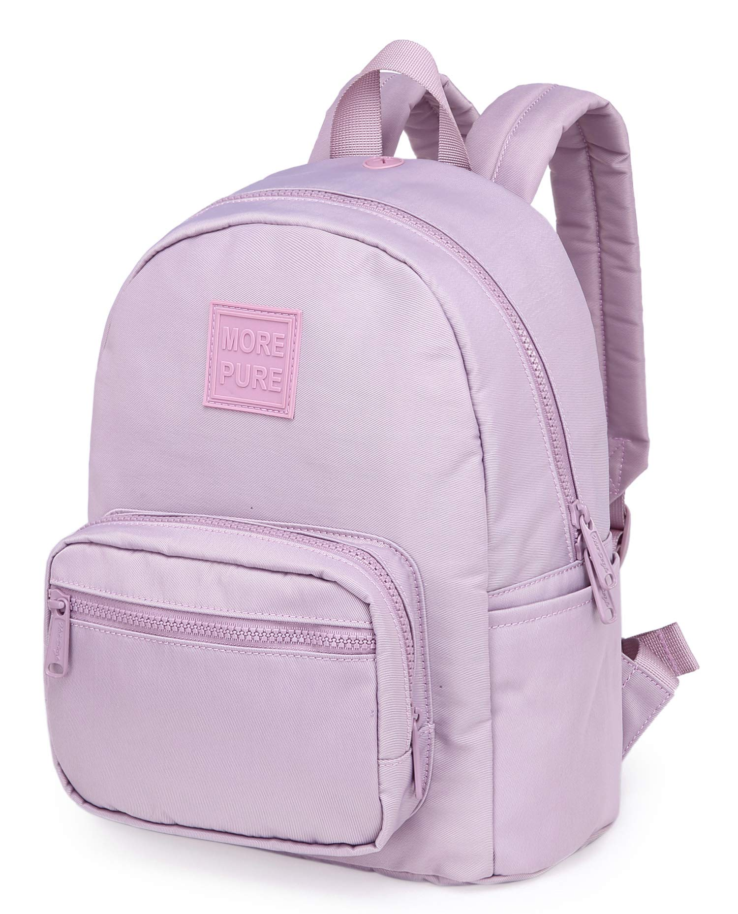 null - MOREPURE 9019s Small Backpack Purse Mini Travel Bag, 11.8x8.6x4.7in