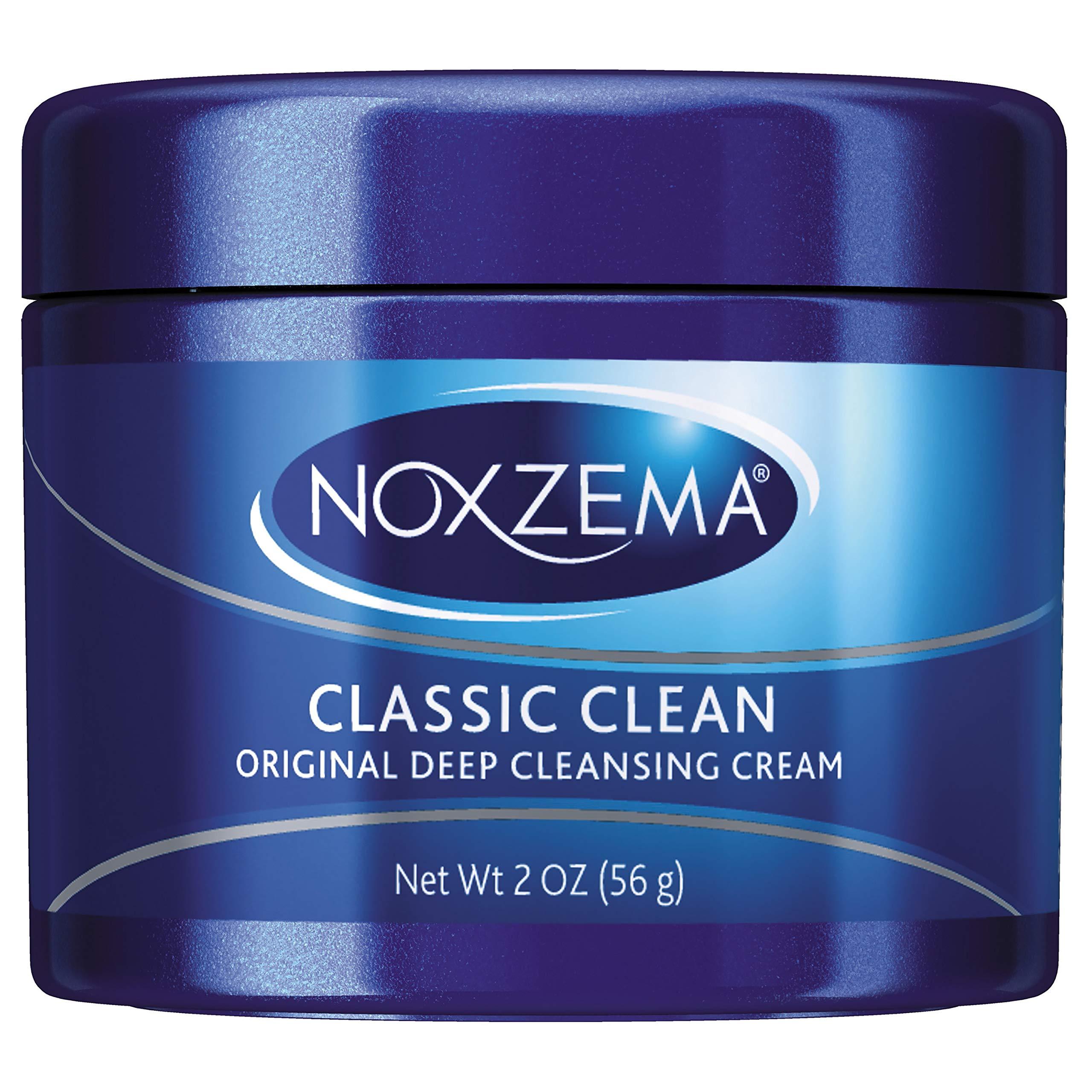 Noxzema - Noxzema Classic Clean Cleanser, Original Deep Cleansing, 2 oz