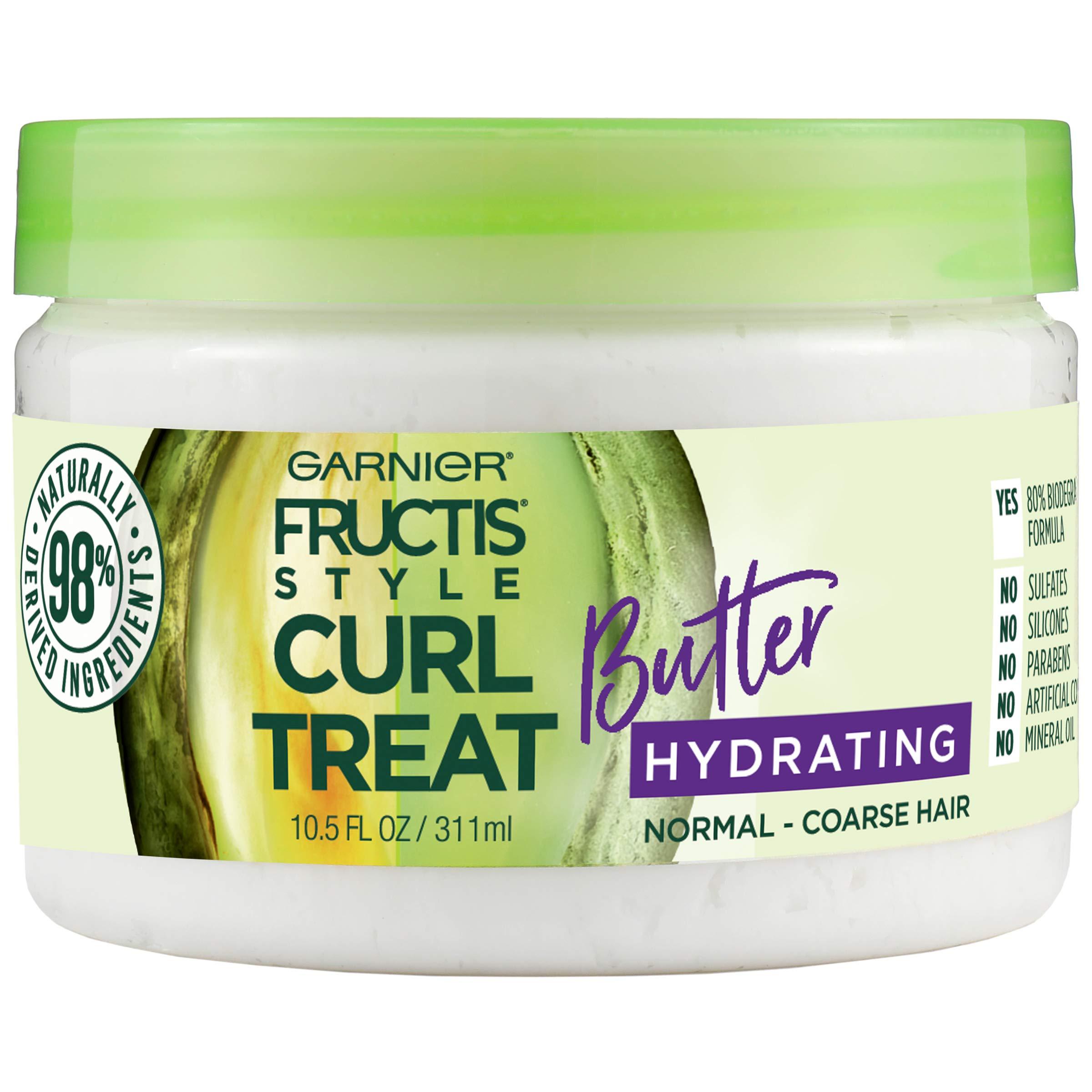 Garnier - Curl Treat Butter Hydrating Leave-in Styler Butter