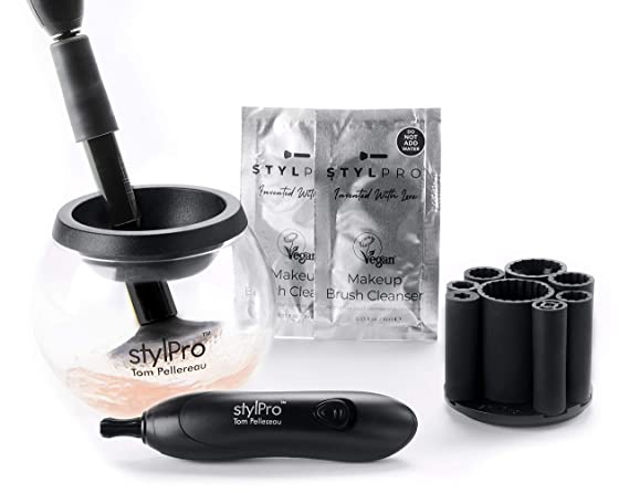 null - StylPro Makeup Brush Cleaner and Dryer