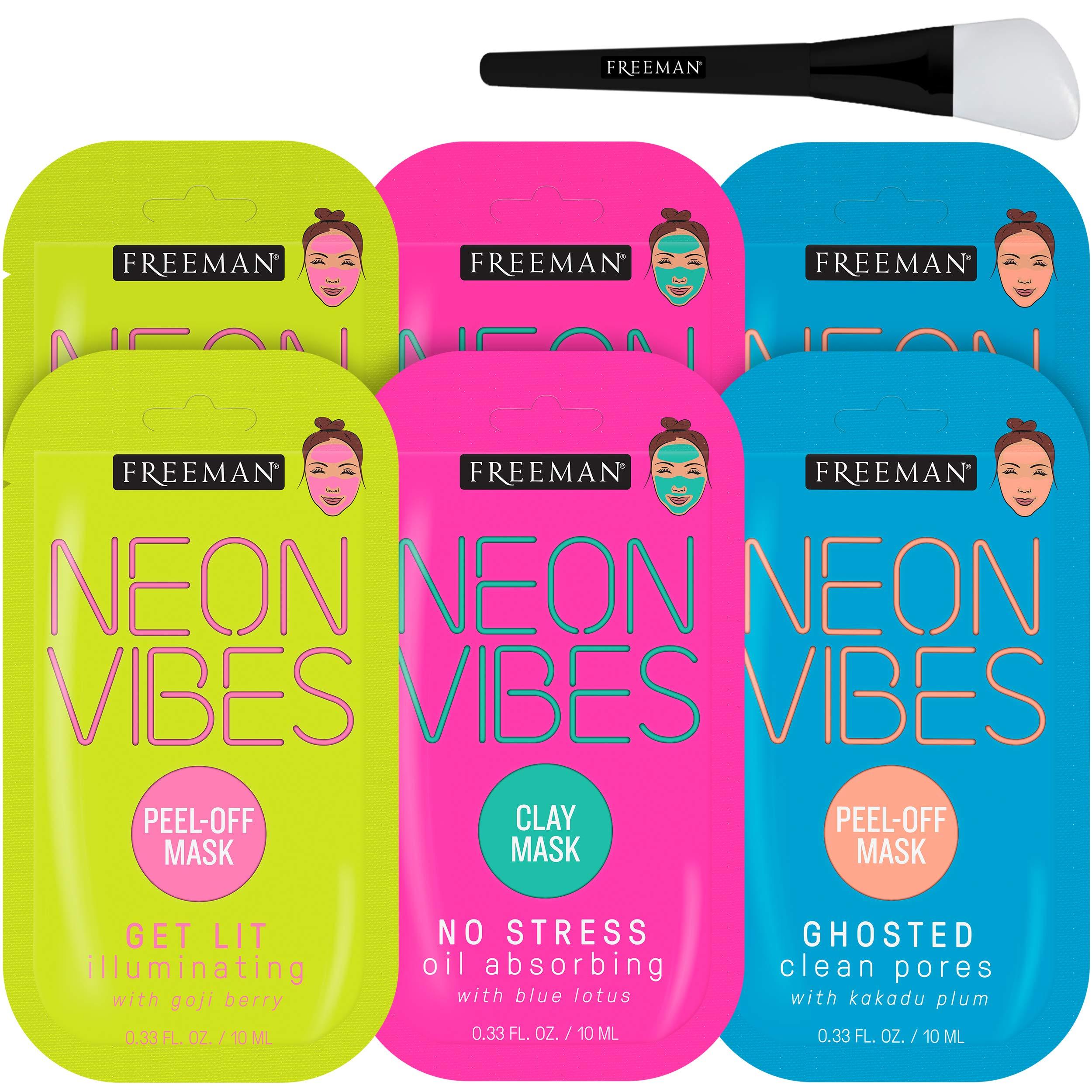 Freeman - Neon Mask Collection