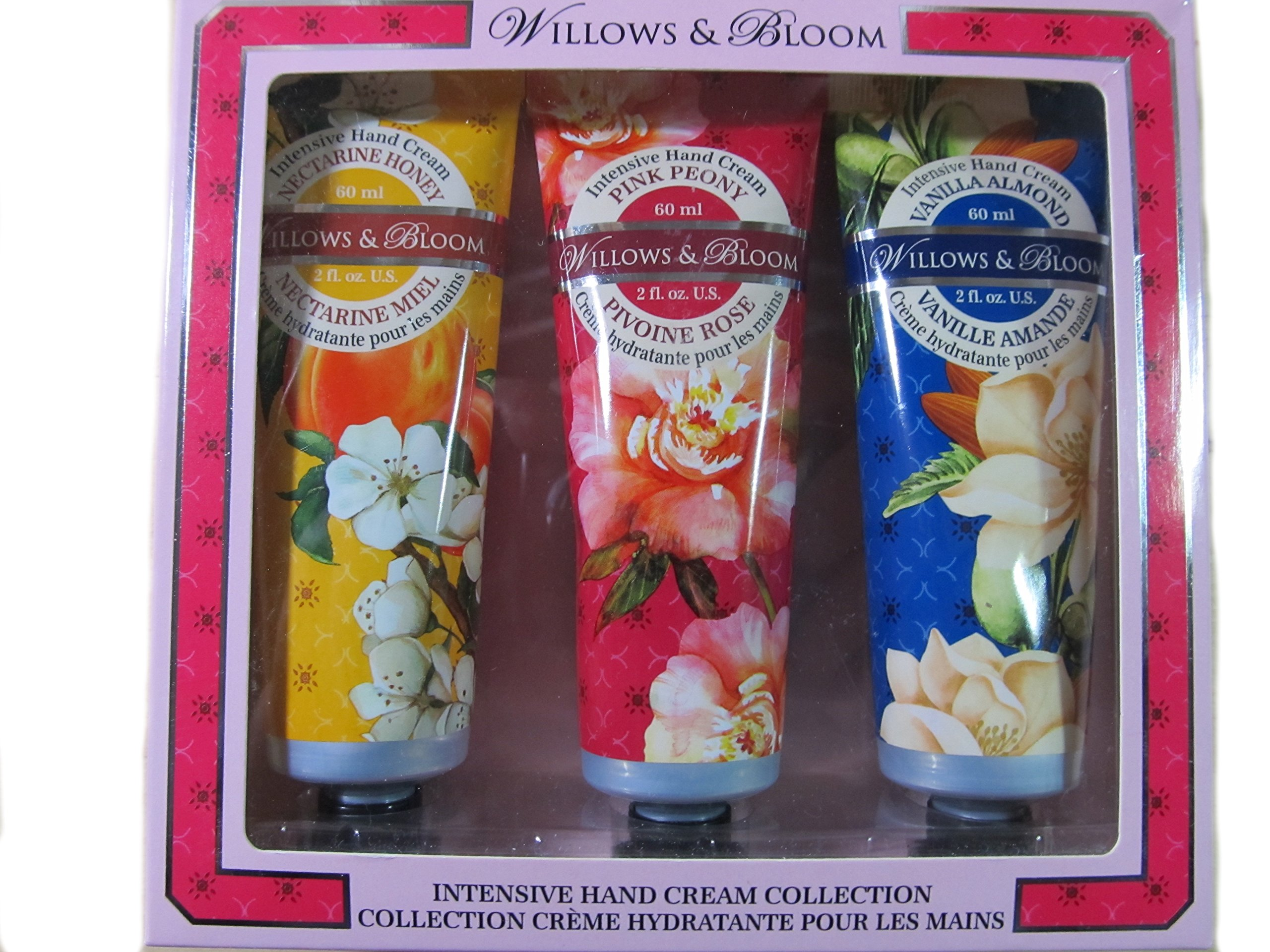 Willows & Bloom - Willows & Bloom Intensive Hand Cream Collection