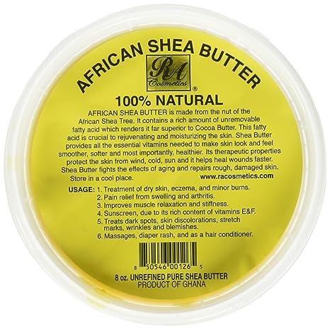 Ra Cosmetics - African 100 % Natural Shea Butter
