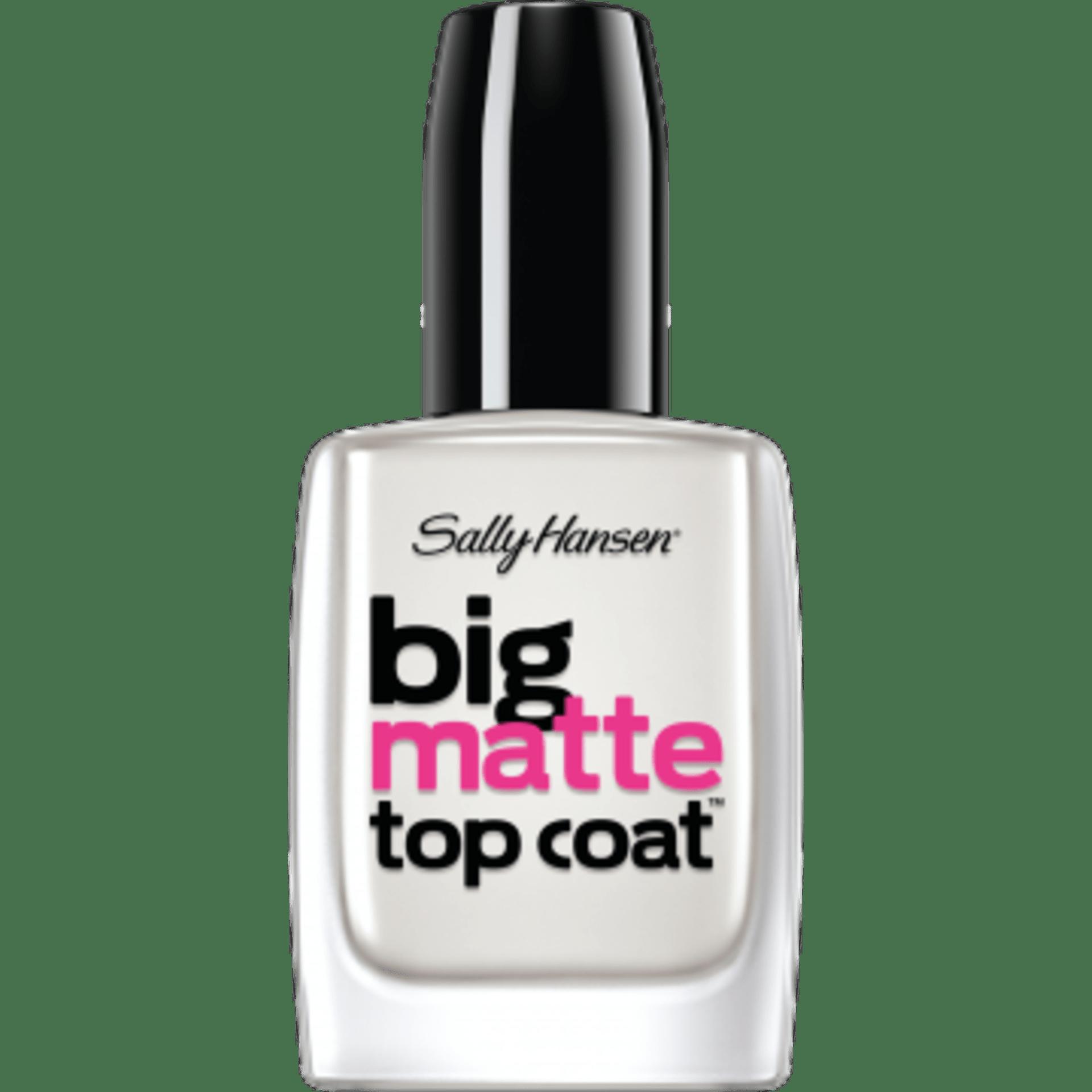 Sally Hansen - Sally Hansen Big Matte Top Coat™