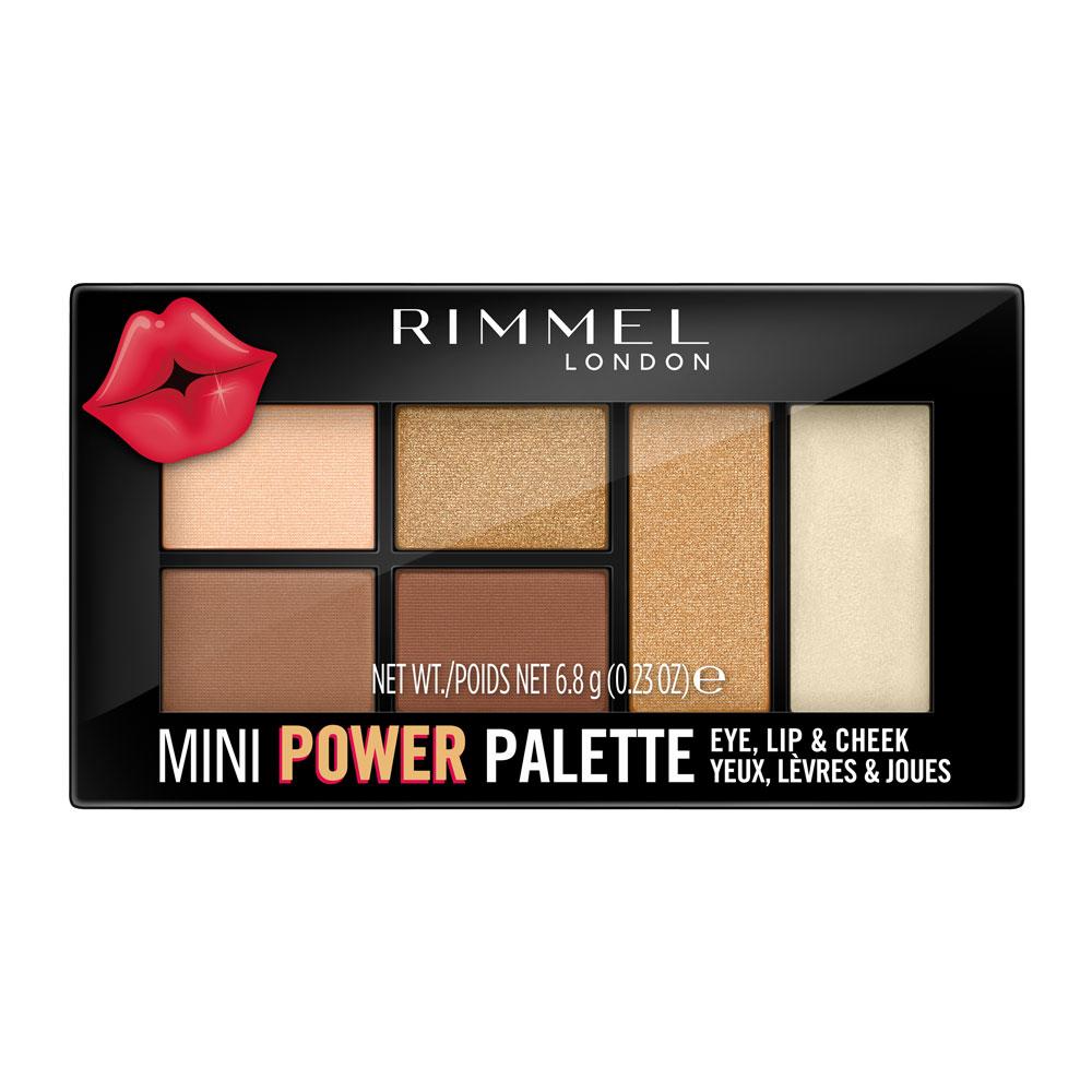 Rimmel - Mini Power Palette