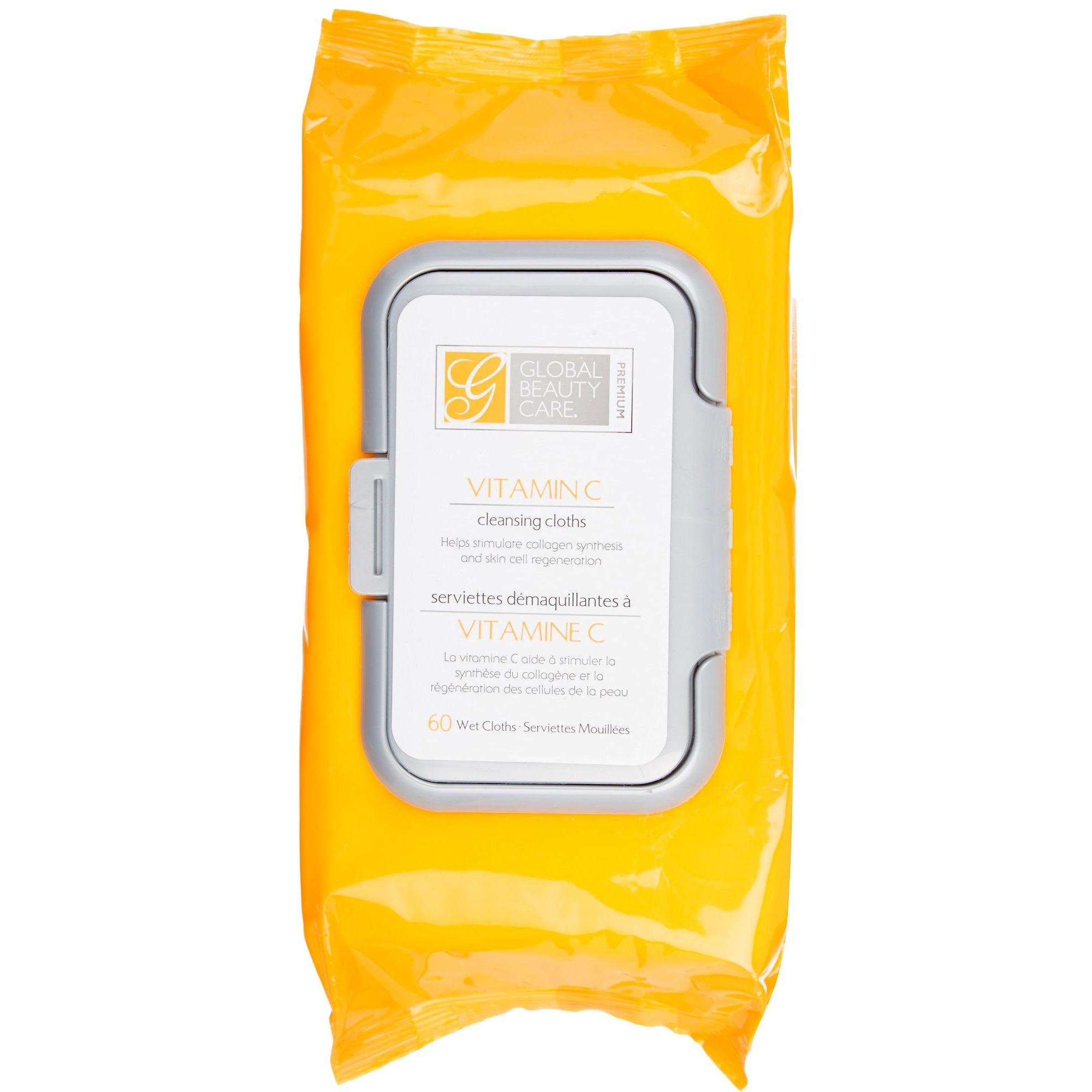 Global - Beauty Care Premium Vitamin C Cloths