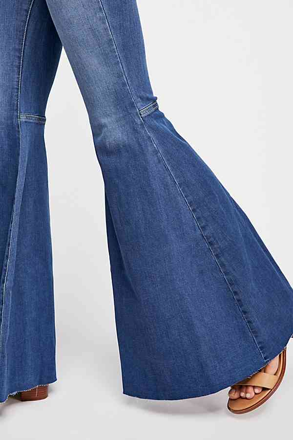 Flare Jeans Just Float On Flare Jeans