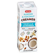 null - H-E-B Select Ingredients Vanilla Almond & Coconut Creamer - Shop Coffee Creamer at H-E-B