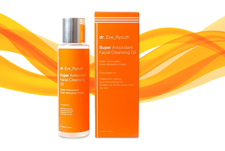 Dr Eve Ryouth - Super Antioxidant Facial Cleansing Oil 100ml
