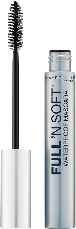 Maybelline - Full 'N Soft Waterproof Mascara