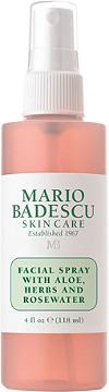 Mario Badescu Facial Spray With Aloe, Herbs and Rosewater