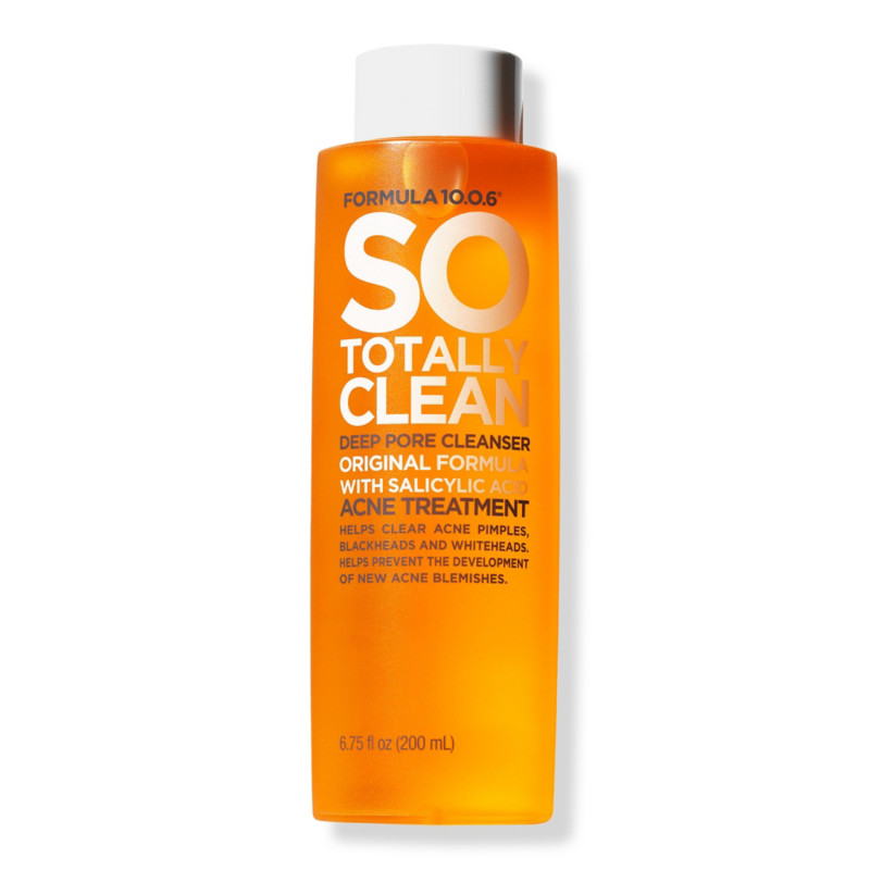 ULTA Beauty - Formula 10.0.6 So Totally Clean Deep Pore Cleanser | Ulta Beauty