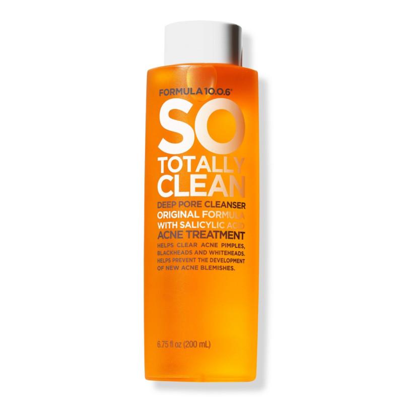 ULTA Beauty - Formula 10.0.6 So Totally Clean Deep Pore Cleanser | Ulta Beauty