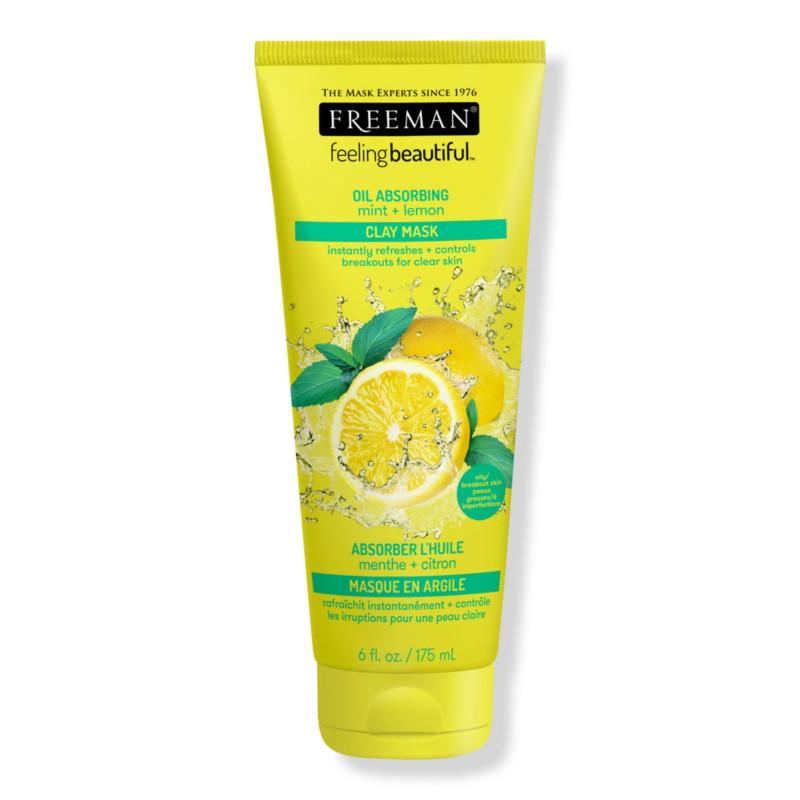 null - Feeling Beautiful Mint & Lemon Facial Clay Mask
