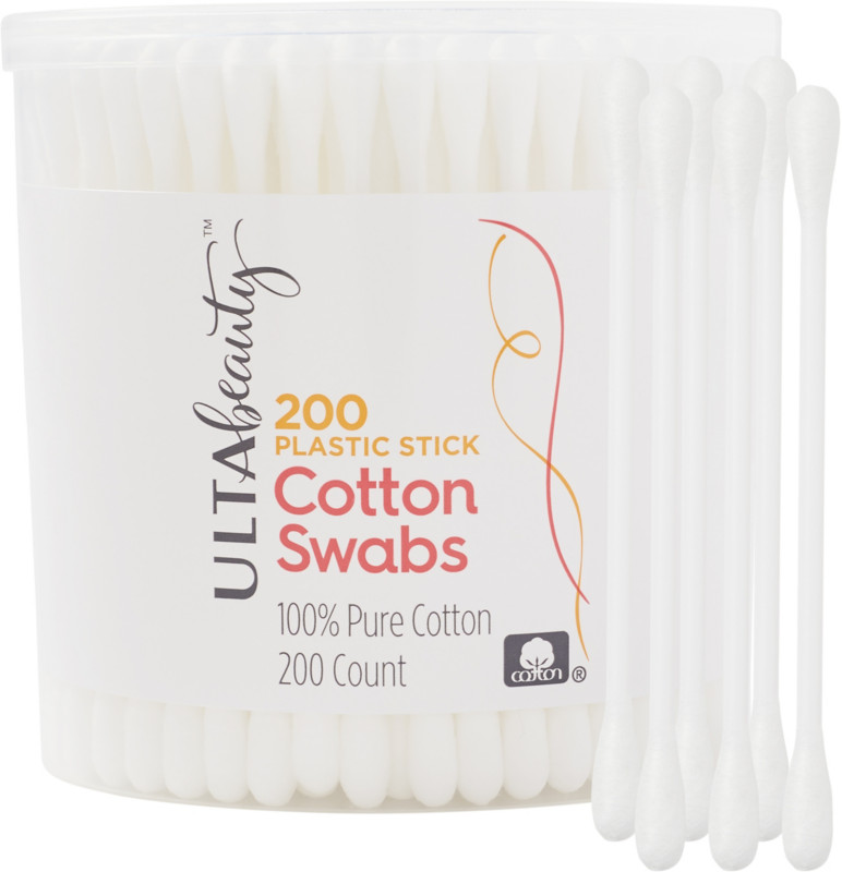 null - Double Tipped Cotton Swabs