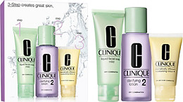 Clinique - 3-Step Introduction Kit For Drier Skin