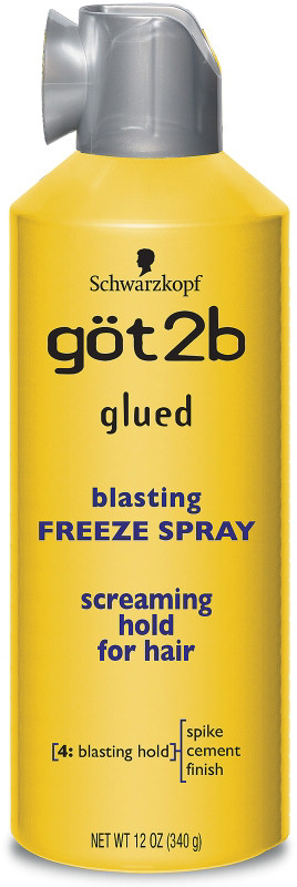 null - Got 2b Glued Blasting Freeze Spray