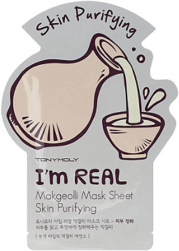 TONYMOLY - TONYMOLY I'm Real Makgeolli Mask Sheet
