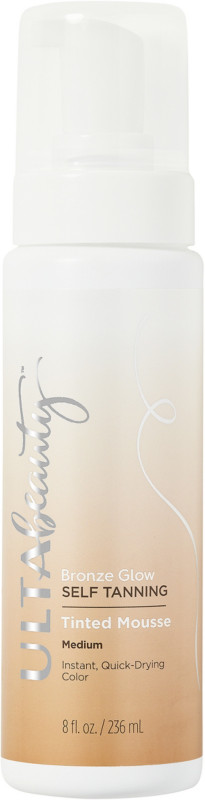 ULTA Beauty - ULTA Bronze Glow Self Tanning Tinted Mousse | Ulta Beauty