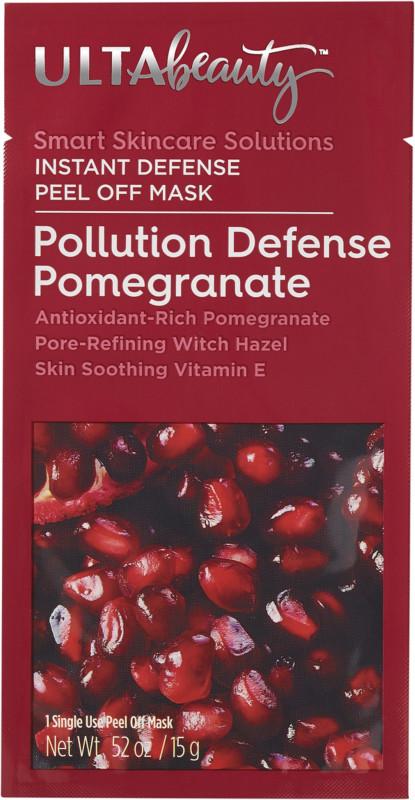 null - ULTA Pollution Defense Pomegranate Instant Defense Peel Off Mask