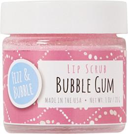 Fizz & Bubble - Bubble Gum Lip Scrub