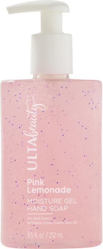 null - ULTA Pink Lemonade Moisture Gel Hand Soap