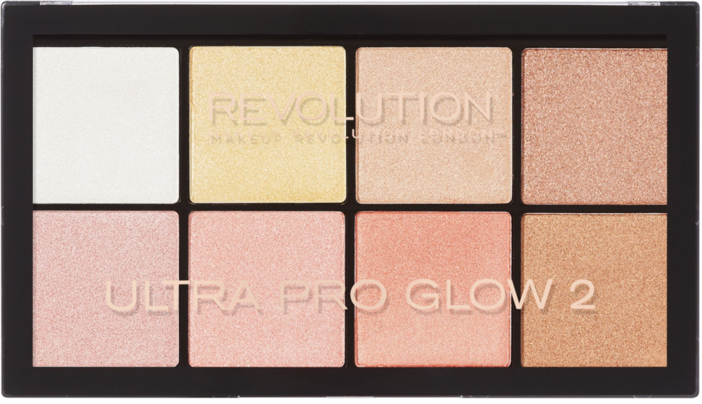 ULTA Beauty - Makeup Revolution Ultra Pro Glow 2 | Ulta Beauty