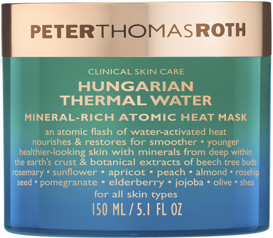 Peter Thomas Roth - Hungarian Thermal Water Mineral-Rich Atomic Heat Mask