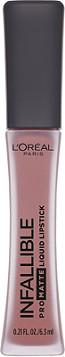L'Oréal Infallible Pro-Matte Liquid Lipstick