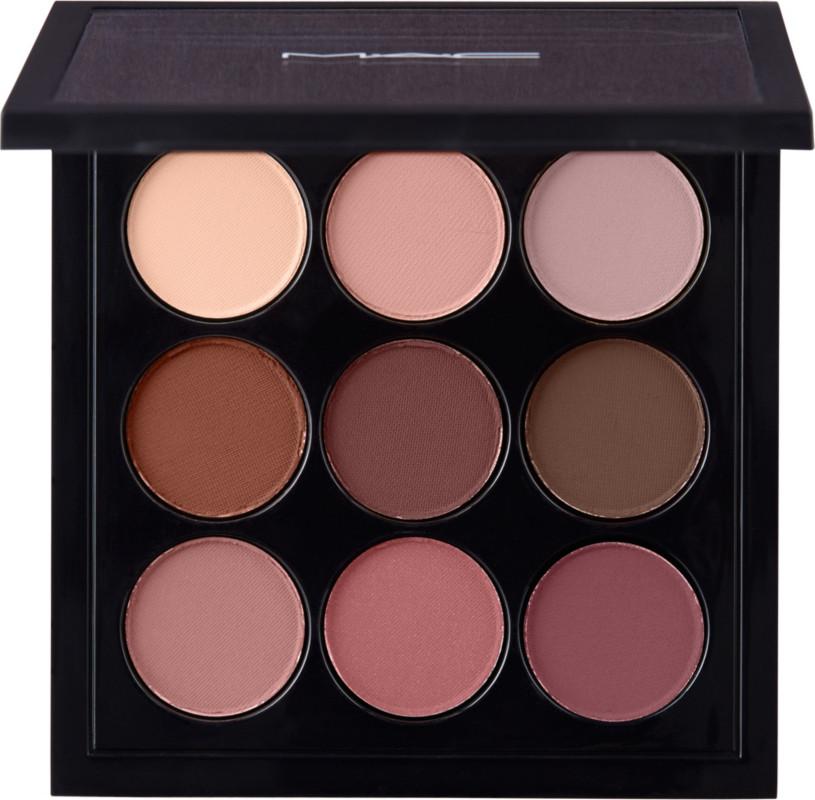 null - MAC Eyeshadow X 9 - Burgundy Times Nine