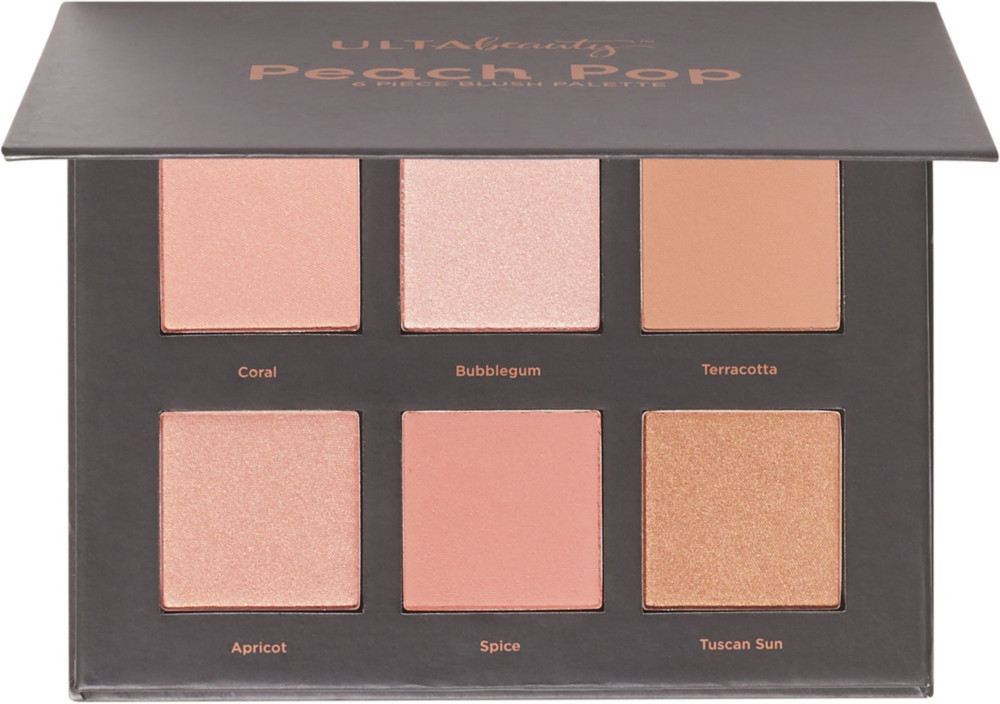 null - ULTA Peach Pop Blush Palette