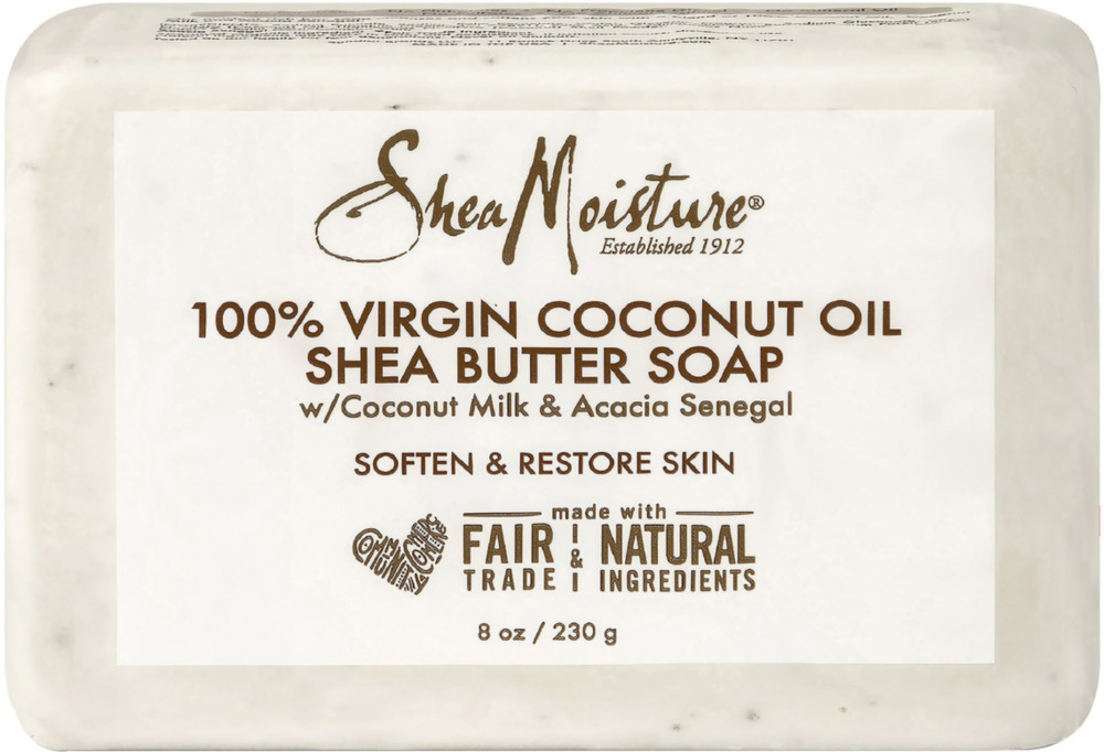 SheaMoisture - SheaMoisture 100% Virgin Coconut Oil Oil Shea Butter Soap