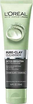 L'Oréal - Pure Clay Cleanser Detox & Brighten