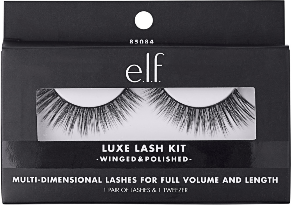 e.l.f. Cosmetics - Winged & Polished Luxe Lash Kit