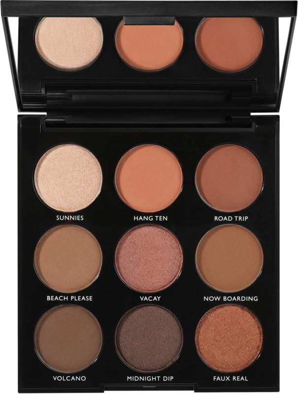 Morphe - Bronzed Babe Eyeshadow Palette