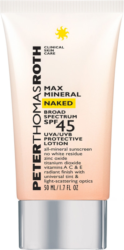 Peter Thomas Roth - Peter Thomas Roth Max Mineral Naked Broad Spectrum SPF 45 Lotion