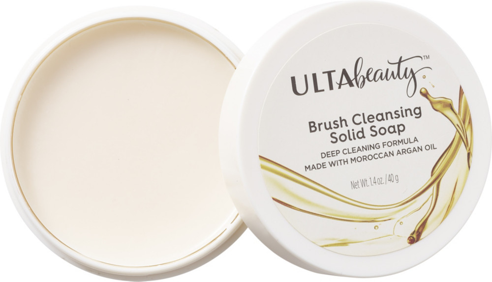 null - ULTA Brush Cleansing Solid Soap