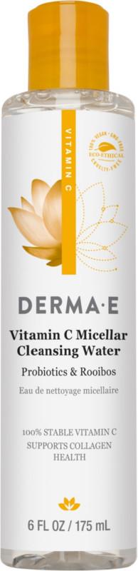 ULTA Beauty Derma E Online Only Vitamin C Micellar Cleansing Water   Ulta Beauty
