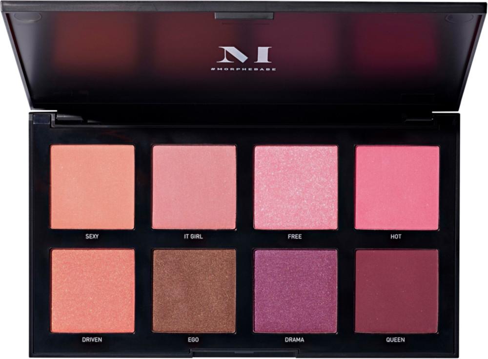 Morphe - Morphe 8C Cool Pro Blush Palette