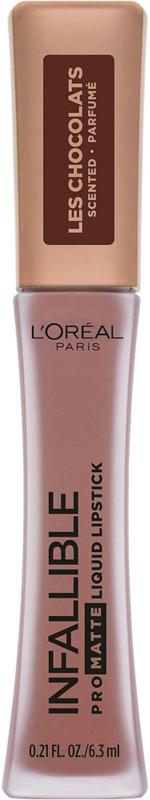 L'Oreal Paris - Infallible Pro Matte Liquid Lipstick Les Chocolat