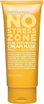 null - Formula 10.0.6 No Stress Zone Skin-Defending Gel Mask