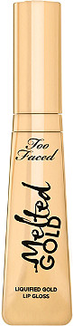 Too Faced - Melted Gold Liquified Gold Lip Gloss