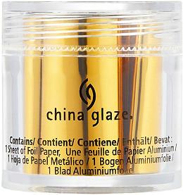 China Glaze - China Glaze Foil Paper