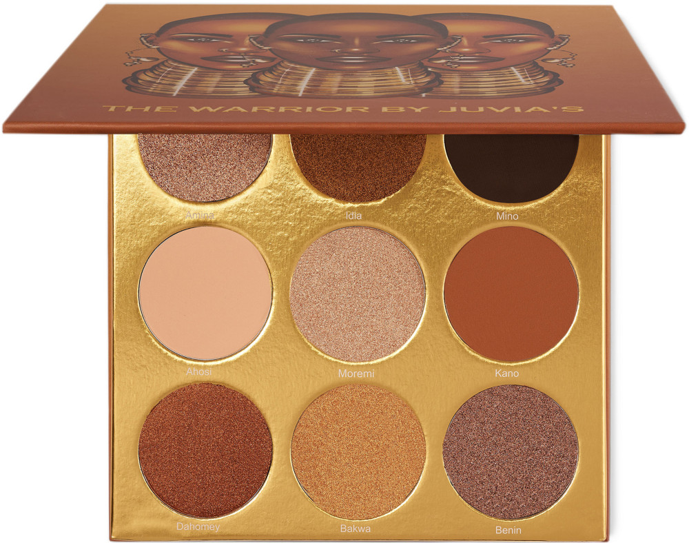 Juvia's Place - The Warrior Eyeshadow Palette