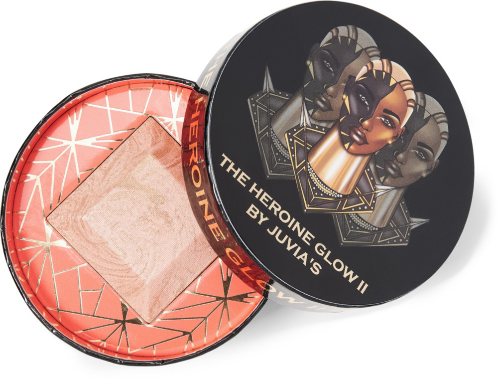 Juvia's Place Juvia's Place Online Only The Heroine Glow Highlighter II