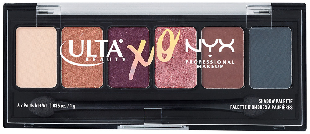 ULTA Beauty NYX Professional Makeup FREE Full Size Eyeshadow Palette w/any $15 NYX Professional Makeup purchase | Ulta Beauty