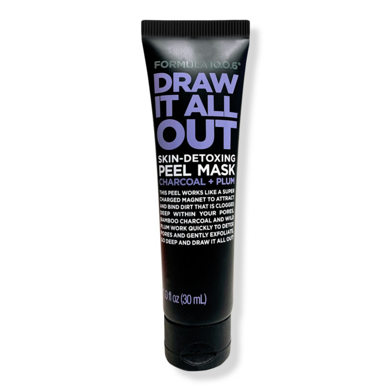 null - Formula 10.0.6 Draw It All Out Skin-Detoxing Mask